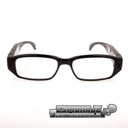 gafas espía con camara oculta hd