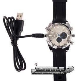reloj espía full hd
