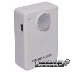 mini micrófono gsm con función de alarma