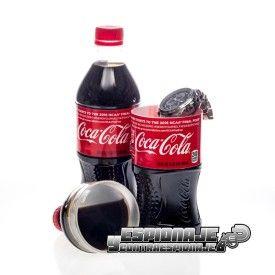 botella ocultación