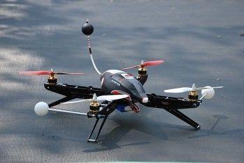avances en tecnologia dron