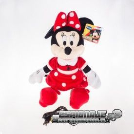minnie mouse con mini cámara oculta