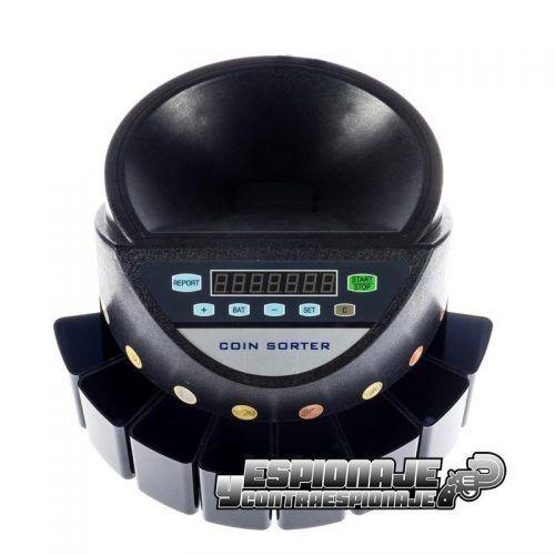 Detectores y contadoras de billetes