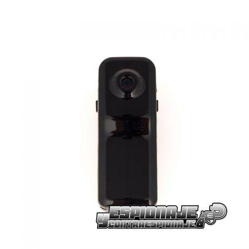 mini cámara con sensor de sonido